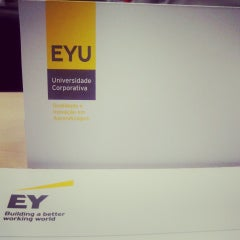 Photo taken at EYU - Ernst & Young University by Wilson B. on 9/29/2014