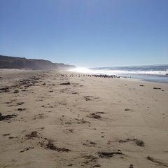 Photo taken at Jalama Beach by Tina M. on 11/1/2013