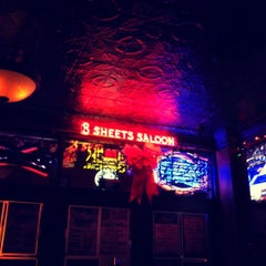 Photo taken at 3 Sheets Saloon by Josh B. on 11/24/2012