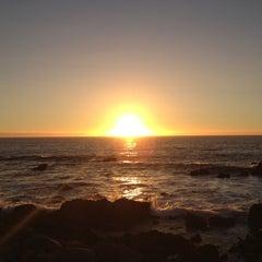 Photo taken at Playa Higuerillas by Macarena G. on 4/10/2013