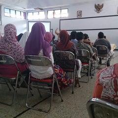 Photo taken at SMP Negeri 1 Surabaya by alen h. on 12/20/2013