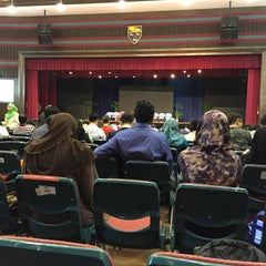 Photo taken at Dewan Tunku Canselor by cik z. on 8/28/2015