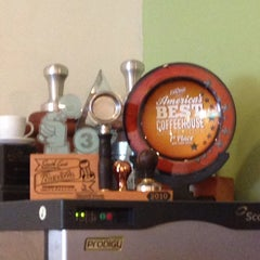 Photo taken at Peregrine Espresso by Robert G. on 5/11/2013