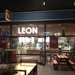 Photo taken at Leon by Arran R. on 11/7/2012