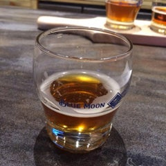 Photo taken at Blue Moon Brewery at The Sandlot by Gowtham on 11/16/2013