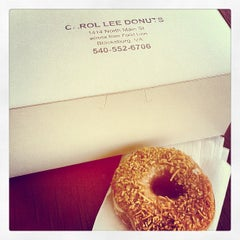 Photo taken at Carol Lee Donuts by David A. on 3/30/2013