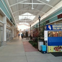 Photo taken at Tanger Outlet Mebane by shawn z. on 9/20/2012