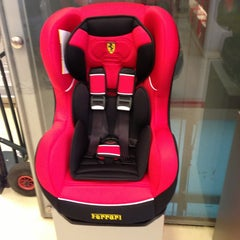 Photo taken at Ferrari Store by Saad on 7/5/2013