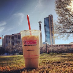 Photo taken at Dunkin' Donuts by Zachary L. on 3/20/2013