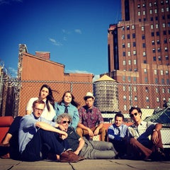 Photo taken at The Barbarian Group: Roof Deck by Kevin C. on 9/13/2013