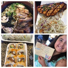 Photo taken at SanSai Japanese Grill by Gerry M. on 4/29/2015
