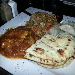 Photo taken at Everest Restaurant & Lounge by Winnie M. on 8/24/2013