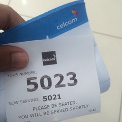 Photo taken at Celcom by Mohamad F. on 11/26/2015