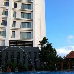 Photo taken at Hotel Bumi Surabaya by @panduirawan on 6/30/2013