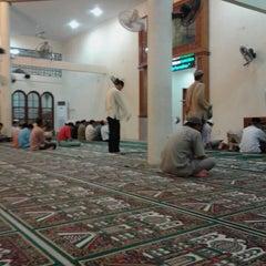 Photo taken at Masjid Sukajadi by qhomier on 6/30/2014