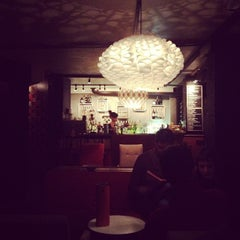 Photo taken at Lounge Bohemia by Niki C. on 12/2/2012