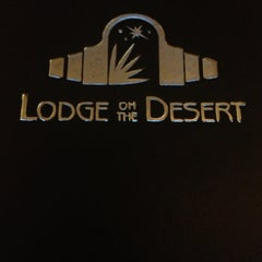 Photo taken at Lodge on the Desert by Brian J. on 2/2/2013