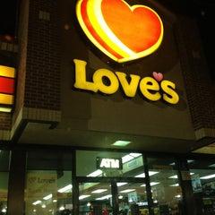 Photo taken at Love's Travel Stop by Jen V. on 1/20/2013