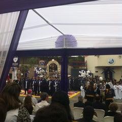 Photo taken at Colegio San Ignacio de Recalde by Alex A. on 10/10/2014