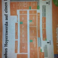 Photo taken at Globus Baumarkt Hoyerswerda by Kundenbetreuung on 11/6/2012