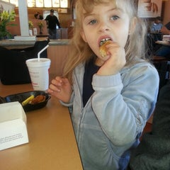 Photo taken at Chick-fil-A by Tiffany B. on 1/11/2014