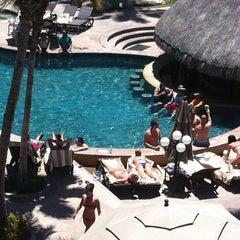 Photo taken at Marina Fiesta Resort & Spa by Clonz S. on 11/8/2013