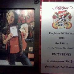 Photo taken at Rockstarz Bar by DCoeSanchez on 1/16/2013