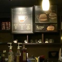 Photo taken at Starbucks by Derek J. on 2/14/2015
