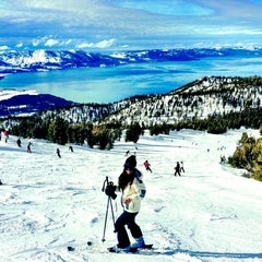 Photo taken at Heavenly Mountain Resort by Amanda M. on 1/16/2013