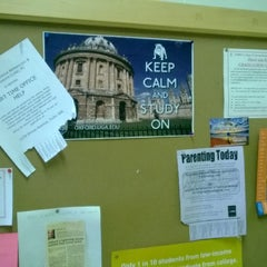 Photo taken at Chemistry Building by Todd S. on 1/15/2014