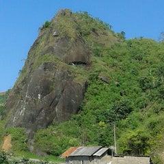 Photo taken at Ayam Goreng Batu Tumpang by Ganjar S. on 5/4/2014