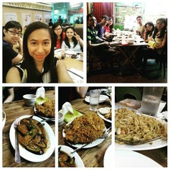 Photo taken at Maginhawa Street by Theophilia G. on 7/4/2015