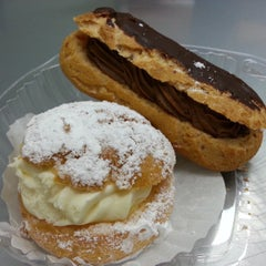 Photo taken at Saint Germain's Bakery by Stephen C. on 4/13/2013
