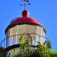 Photo taken at Diamond Head Lighthouse by Stephen C. on 11/5/2014