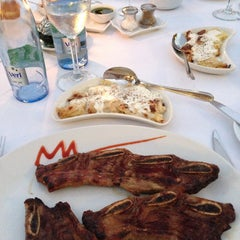 Photo taken at Tehuelche Grill Argentino by Sasha S. on 9/11/2013