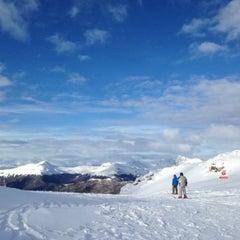 Photo taken at Cerro Castor by Manu V. on 8/3/2014