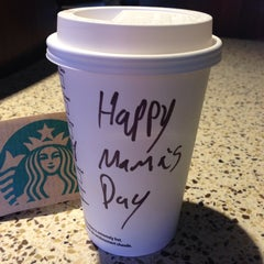 Photo taken at Starbucks by laurie D. on 5/11/2014