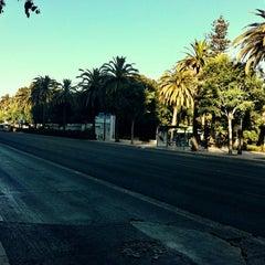 Photo taken at Alameda Principal by Manuel Sagall on 5/30/2013