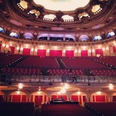 Photo taken at Boston Opera House by Jon H. on 10/11/2012