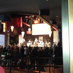 Photo taken at The Crossing Church by Mariana M. on 12/16/2012