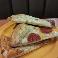 Photo taken at CiCi's Pizza by Alex P. on 11/16/2012