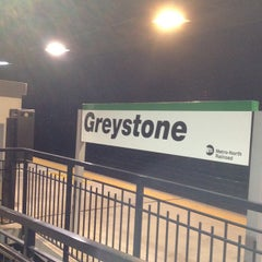 Photo taken at Metro North - Greystone Train Station by Ernie A. on 3/5/2013