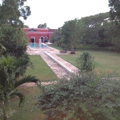 Photo taken at Hacienda Temozon by Nashhhh on 9/15/2012