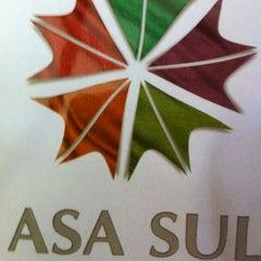 Photo taken at Asa Sul by Alan N. on 12/7/2012