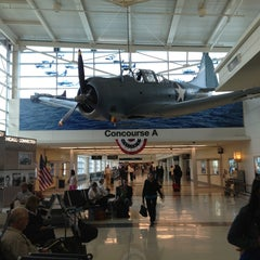 Photo taken at Chicago Midway International Airport (MDW) by Greg R. on 6/25/2013
