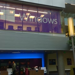 Photo taken at Microsoft Building 37 by Cesar D. on 6/13/2014