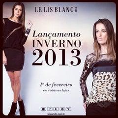 Photo taken at Le Lis Blanc by David P. on 1/31/2013