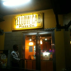 Photo taken at Yellow Cab Pizza Co. by Connie V. on 3/3/2013