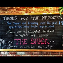 Photo taken at The Shack by Ray B. on 6/1/2013