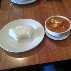 Photo taken at Sawasdee Thai Restaurant by Correai M. on 5/27/2013